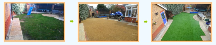 Artificial Grass in East England