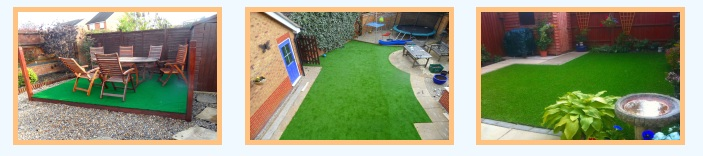 Artificial Grass in the North West