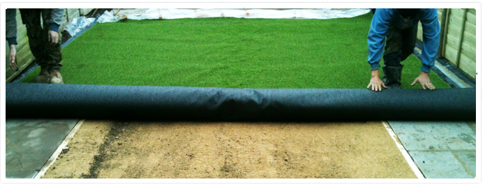 underlay for artificial grass