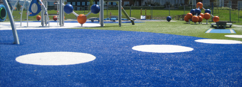 Artificial Grass - Playground London
